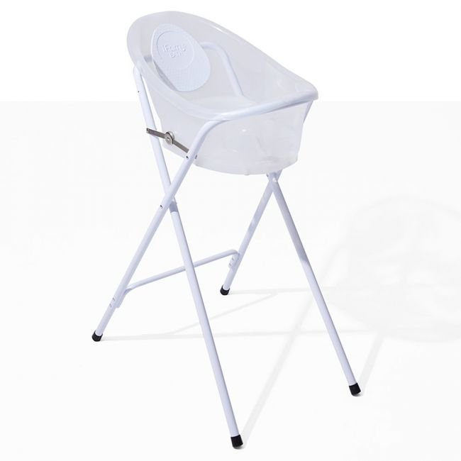 iFam - Comfy Baby Bath Standing Clear