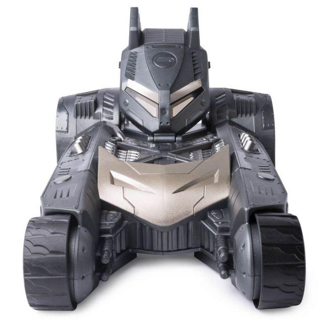 DC Batman - Batmobile / Batboat