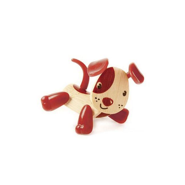 Hape - Mini Mals / Dog Wooden Toy