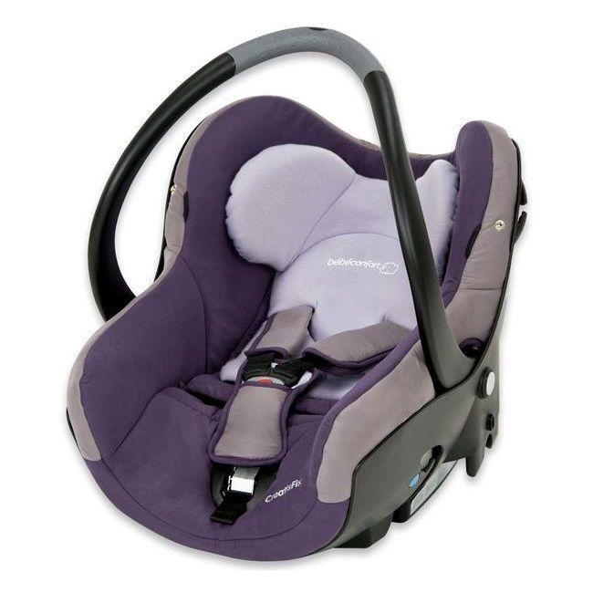 Bebe Confort Purple Creatis Fix Car Seat- Sparkling Grape