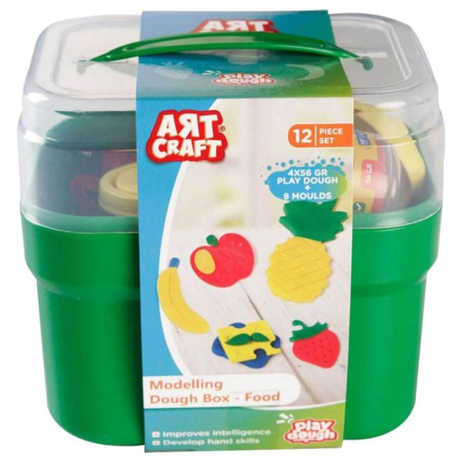 Dede - Art Craft Modelling Dough Box - Food