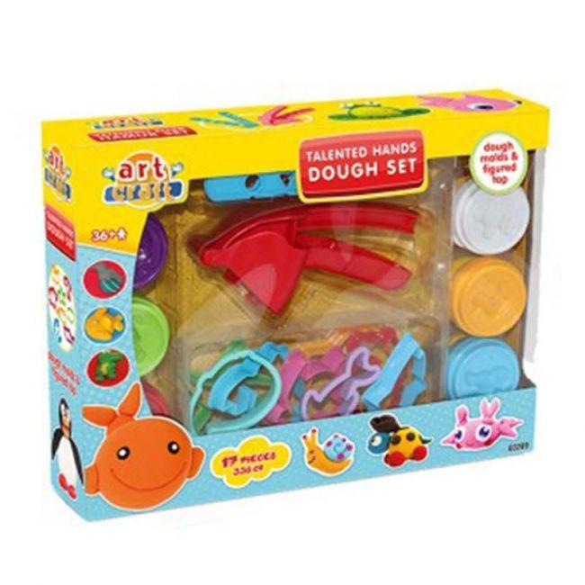 Dede - Art Craft Talented Hands Dough Set
