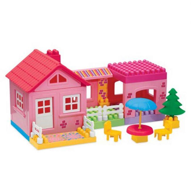 Dede - Build Your House Blocks 36 Pcs