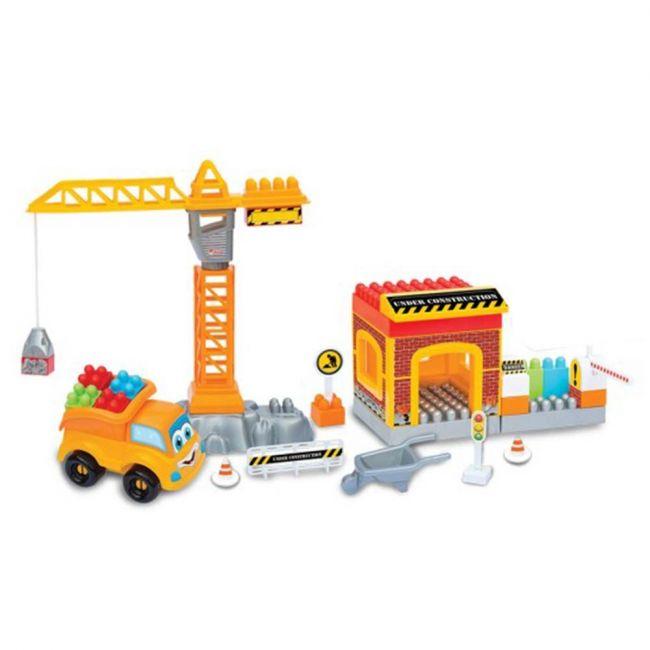 Dede - Construction Blocks 43 Pcs
