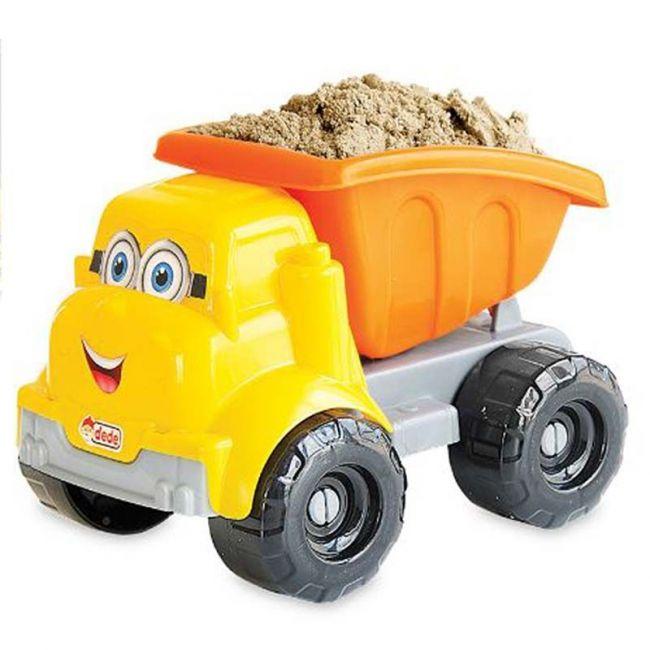 Dede - Kinetic Game Sand Truck - 250G