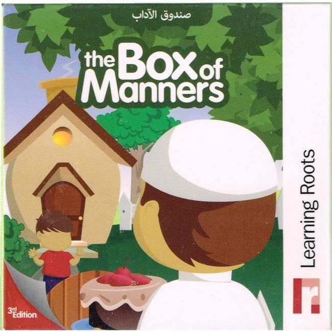 Box of Manners By Learning Roots Book