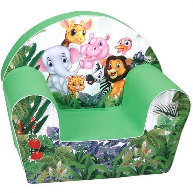 Delsit - Arm Chair - Animals