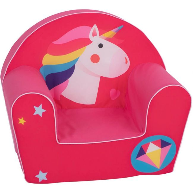 Delsit - Arm Chair Unicorn Diamond