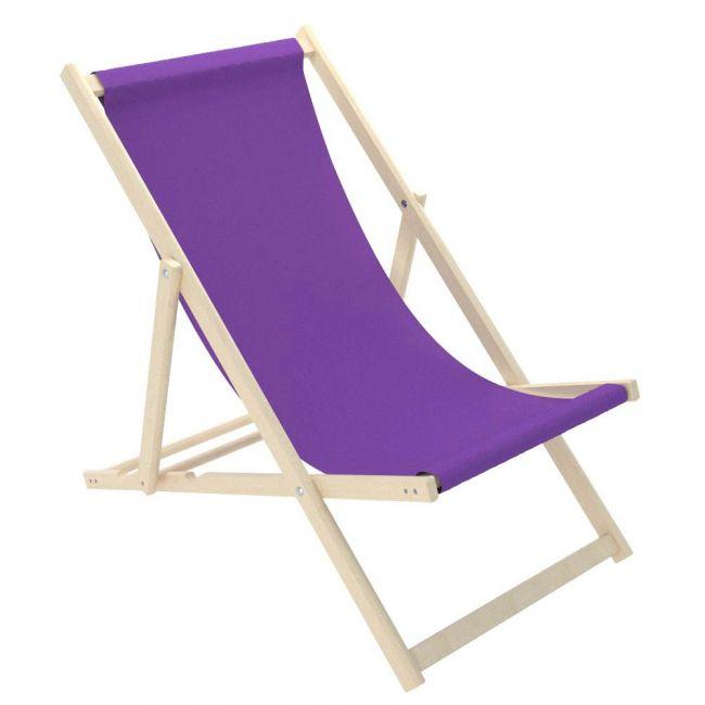 Delsit Sunbed For Children - Purple