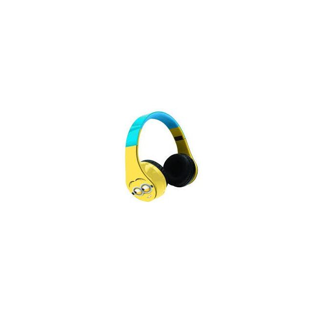 Despicable Me Bluetooth Stereo Headphones