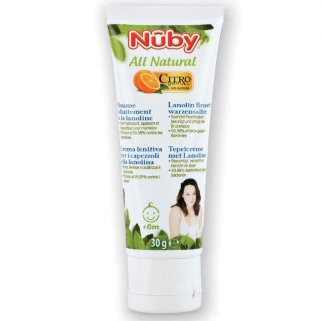 Nuby - Nipple Lanoline - 30g