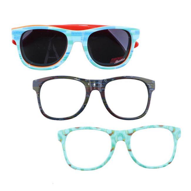 Disney - Cars Kids Interchangeable Frame Sunglasses Set
