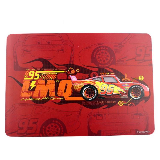 Disney - Cars Pack Of 2 Normal Tablemat