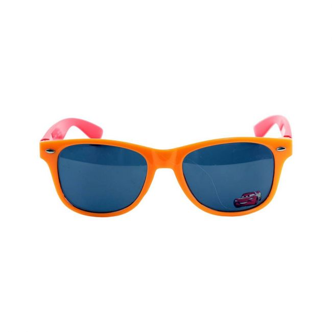 Disney - Cars Printed Kids Cap With Sunglasses Set