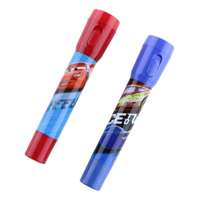Disney - Cars Set Of 2 Pens With Flashlight