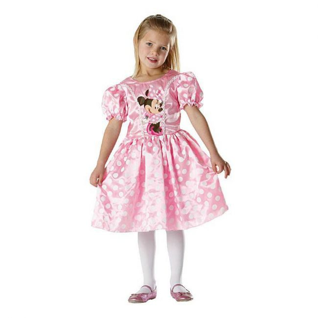 Disney - Classic Minnie Mouse Pink Costume