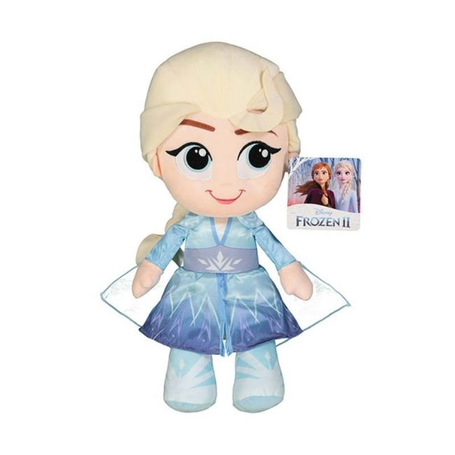 Disney - Frozen 2 Plush Chunky Elsa 14