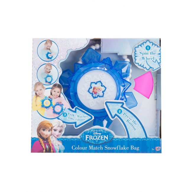 Disney Frozen - Colour Match Snow Flake Bag