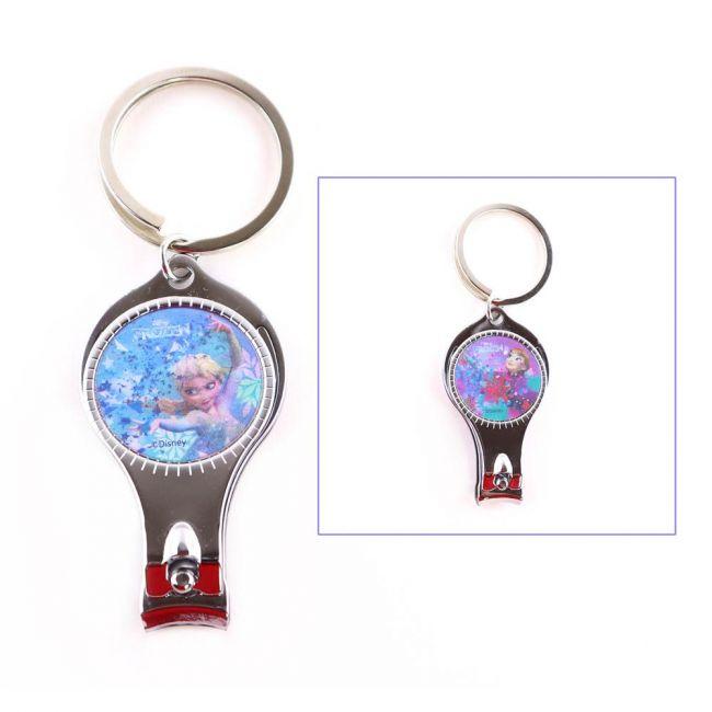 Disney - Frozen Lenticular Keychain / Nail Cutter