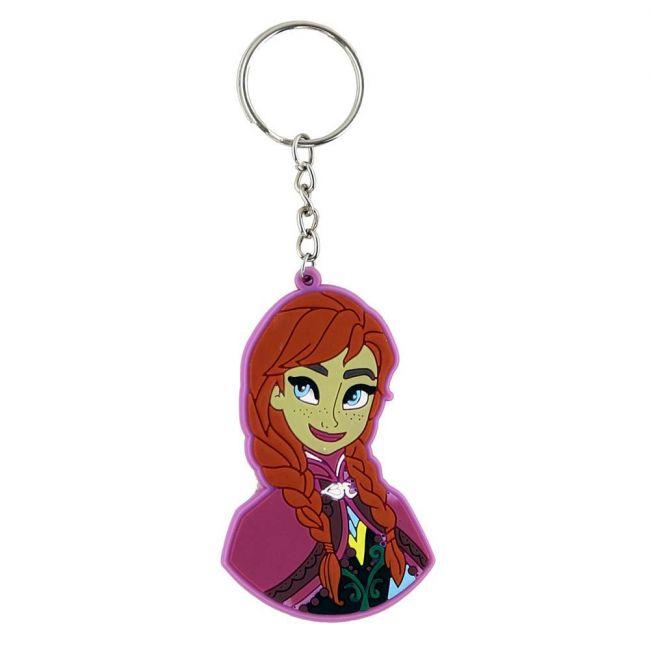 Disney - Frozen Personalized Multi-Color Key Chain