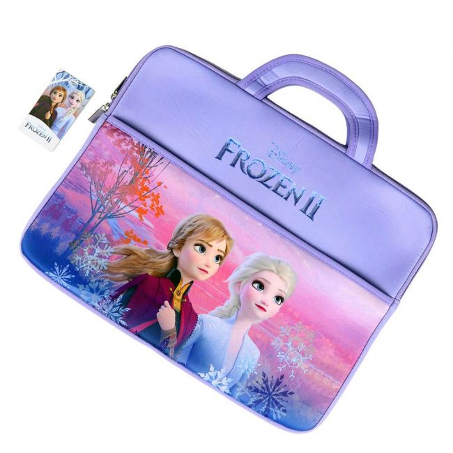 Disney - Frozen Printed Laptop Case With Handle 15 Inch