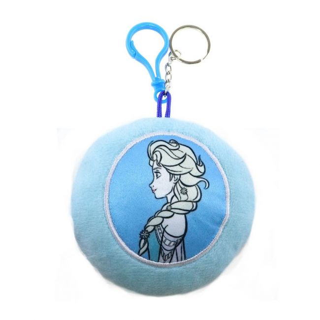 Disney - Frozen Toy Key Chain With Embroidery