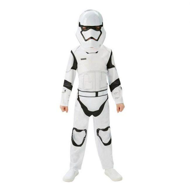 Disney - Lucas Art Star Wars Vii Classic Storm Trooper Costume