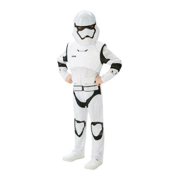 Disney - Lucas Art Star Wars Vii Storm Trooper Deluxe Costume