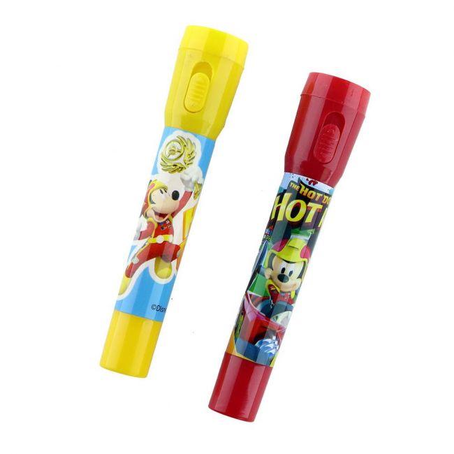 Disney - Mickey Set Of 2 Pens With Flashlight