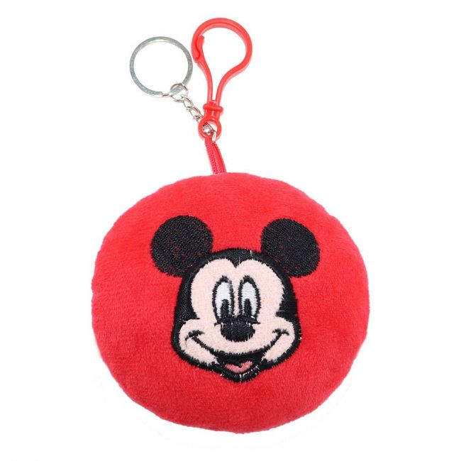 Disney - Mickey Toy Key Chain With Embroidery