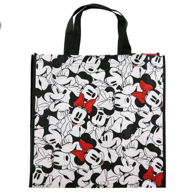 Disney - Minnie Mouse Foldable Shopping Bag
