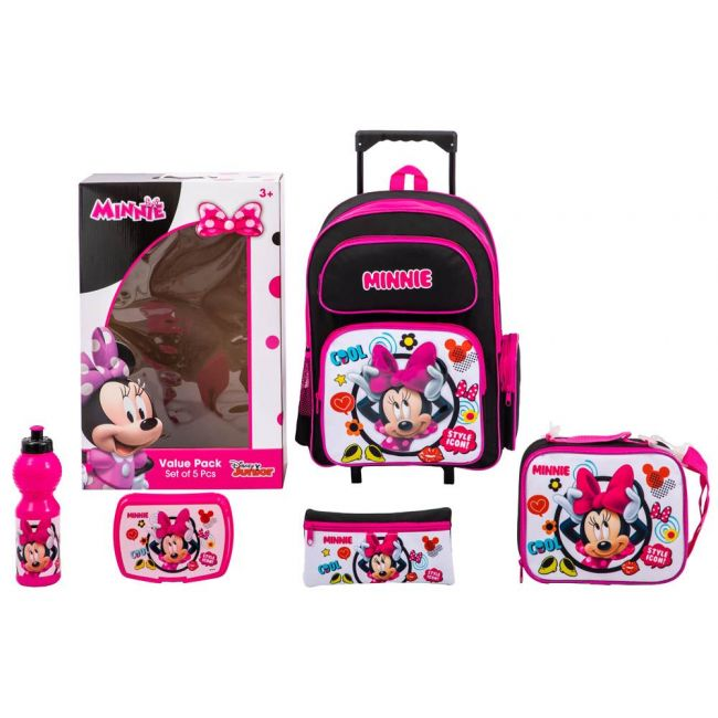 Disney - Minnie Mouse Value Pack 5 In 1