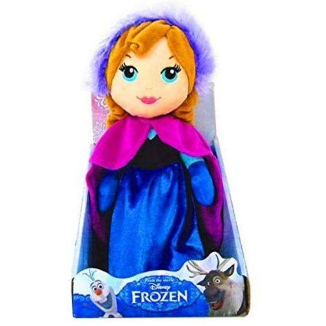 Disney - Plush Frozen Anna 10