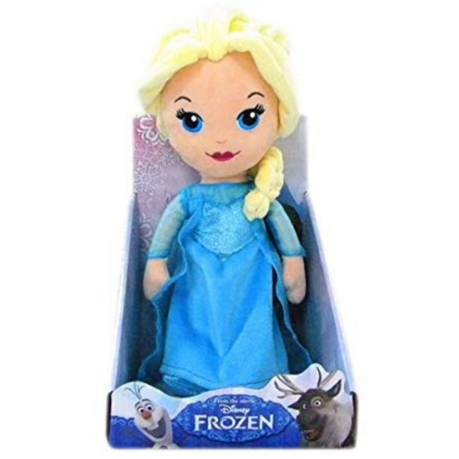 Disney - Plush Frozen Cute Elsa W Box 10
