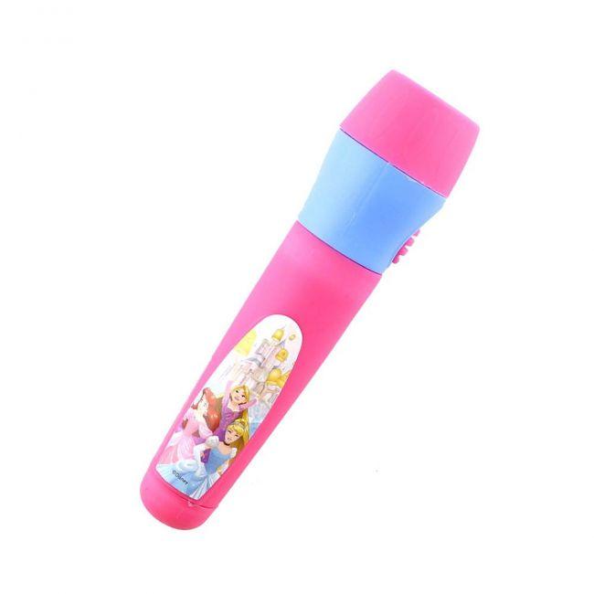 Disney - Princess Kids Battery Powered Led Night Light Flashlight Torch