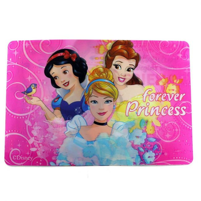 Disney - Princess Pack Of 2 3D Table Mat