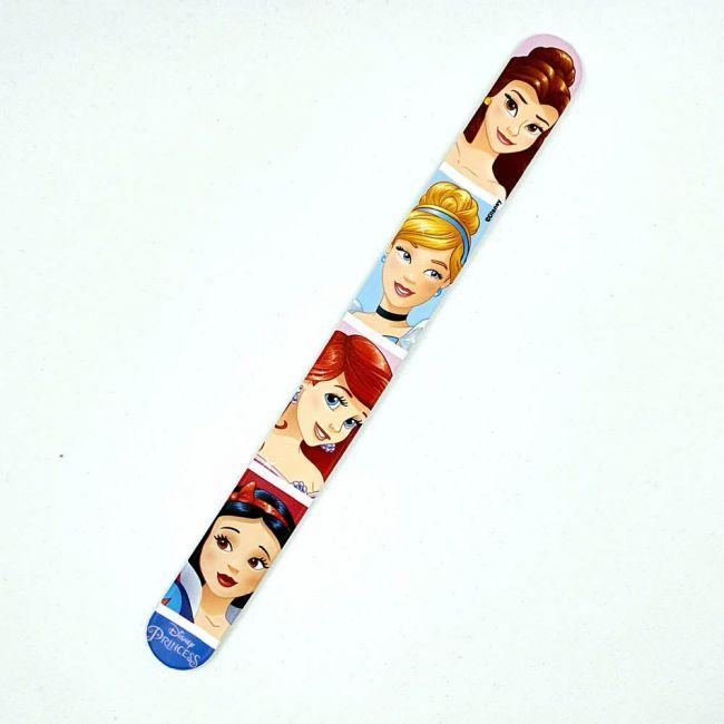 Disney - Princess Printed Kids Silicone Slap Band / Bracelet