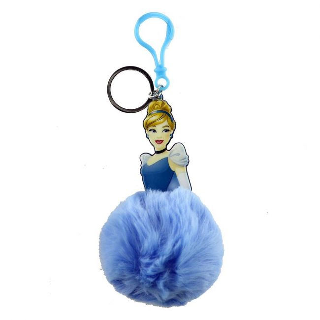 Disney - Princess Snow White Pompom Keyring
