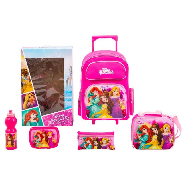 Disney - Princess Value Pack 5 In 1