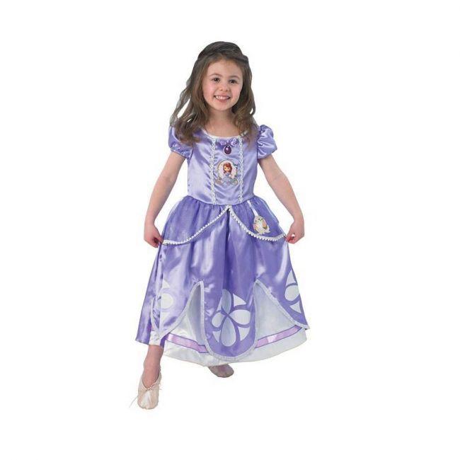 Disney - Sofia The First Deluxe Princess Sofia Costume