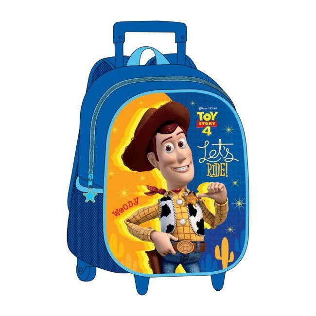 "Disney - Toy Story 4 - Eva 3Pc Set Trolley Bag 12"""