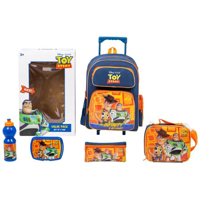 Disney - Toy Story 4 Value Pack 5 In 1
