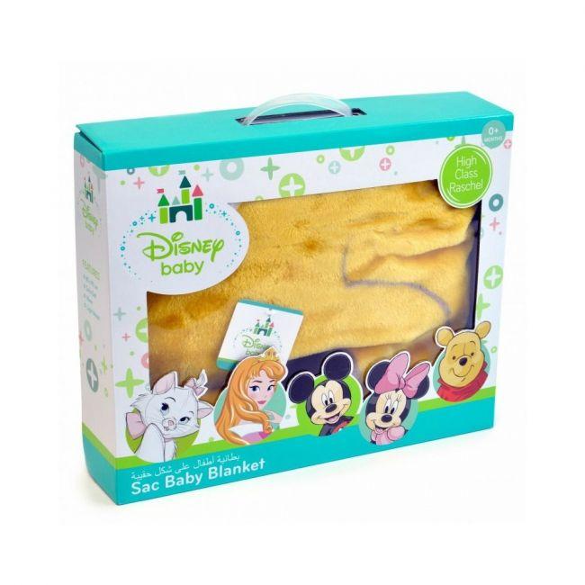 Disney - Sac Baby Blanket - Winnie the Pooh Boy