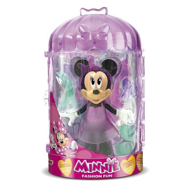 Disney Minnie Fashion Fun, Figurine Toys