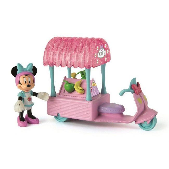 Disney Minnie Groovy Smoothies Bike, Figurine Toys