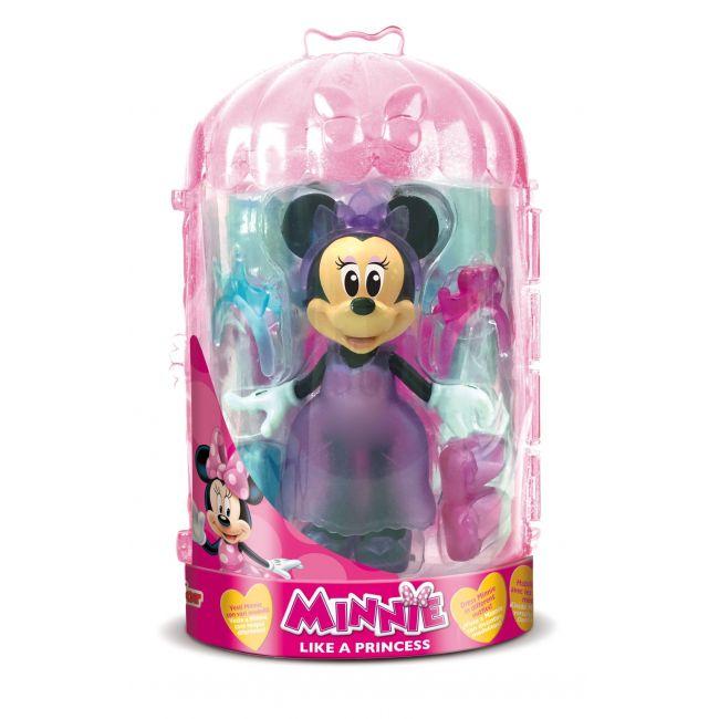 Disney Minnie Like a Princess, Figurine Toys