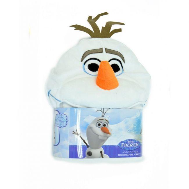Disney Olaf Hooded Kid's Blanket