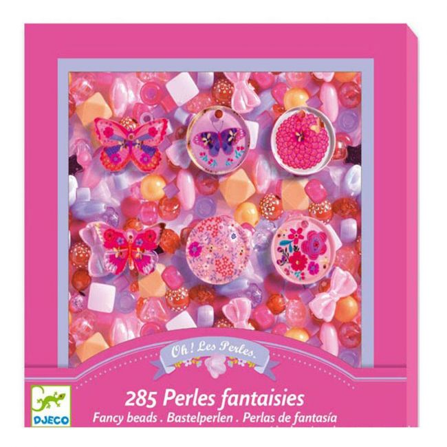 Djeco - Butterflies Fancy Beads