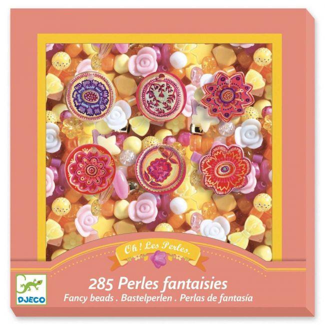 Djeco - Flowers Fancy Beads