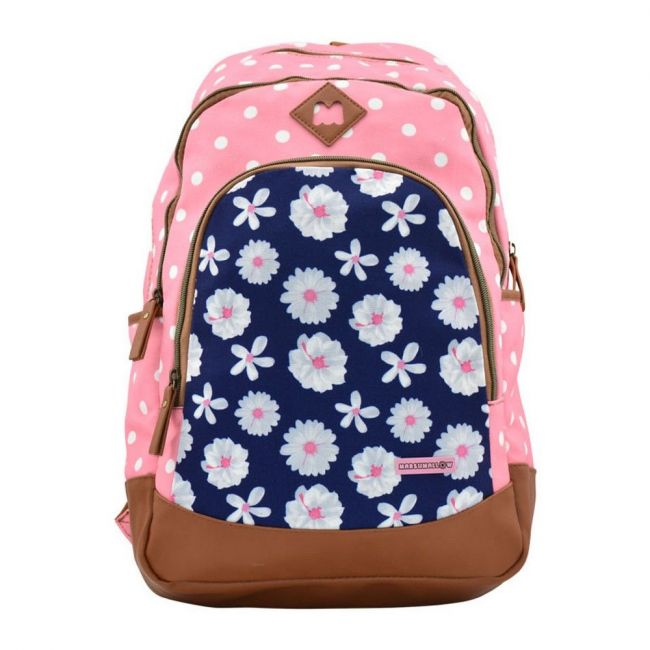 Dkt-Portugal 3Compart Marshmallow Backpack